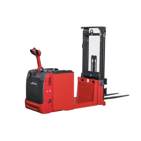 Linde Pallet Stackers from MK2