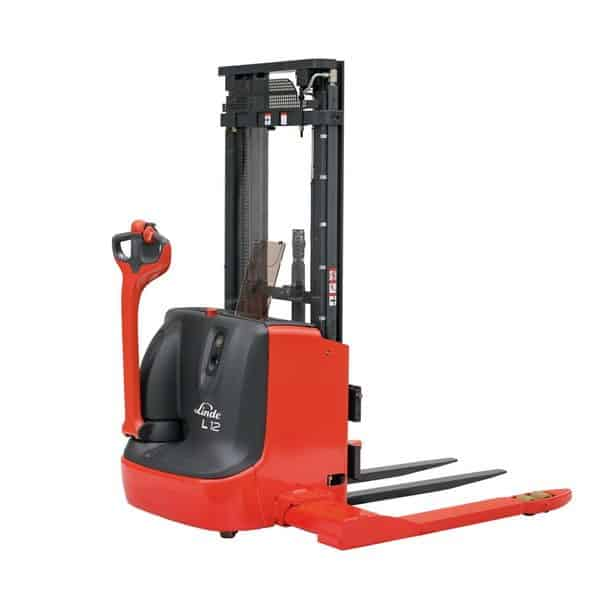 Linde Pallet Stackers