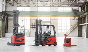 Short Term Forklift Hire – Fast Local Delivery