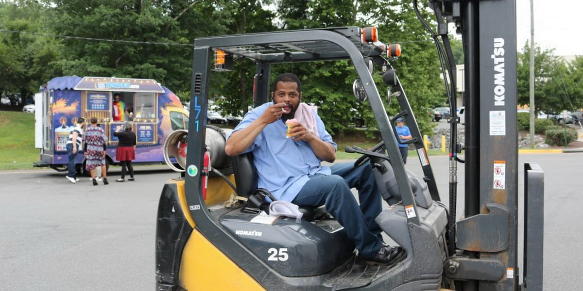 summer forklift blog